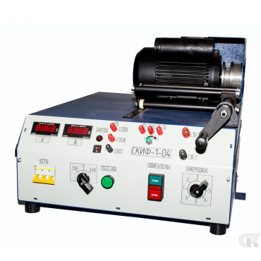 Стенд проверки генераторов и стартеров Комета Скиф-1-05А