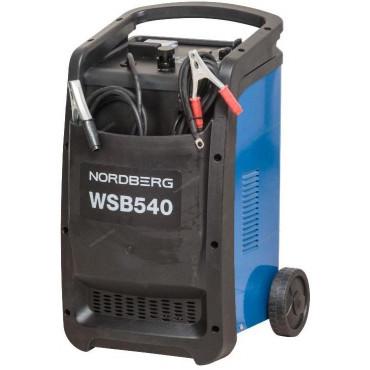 Устройство пускозарядное 12/24V максимальный ток 540A NORDBERG WSB540