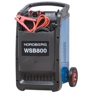 Устройство пускозарядное 12/24V максимальный ток 800A NORDBERG WSB800
