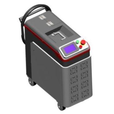 Лазерная установка для очистки металла импульсного действия StrongBEL LC 200 Вт