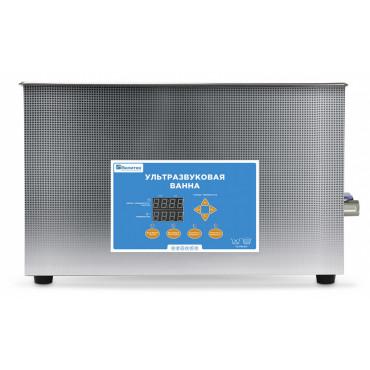 Ультразвуковая ванна Вилитек VBS-10DS 25/45 кГц