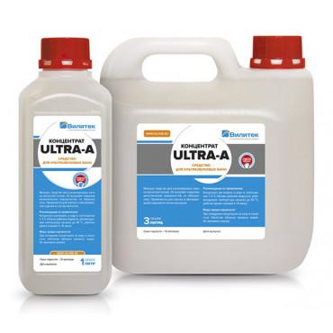 Моющее средство для ультразвуковых моек Вилитек ULTRA А (3 л)
