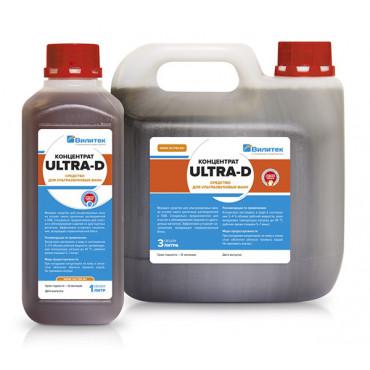Моющее средство для ультразвуковых моек Вилитек ULTRA D (3 л)