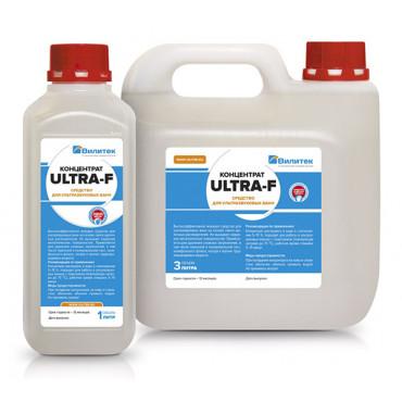 Моющее средство для ультразвуковых моек Вилитек ULTRA F (3 л)