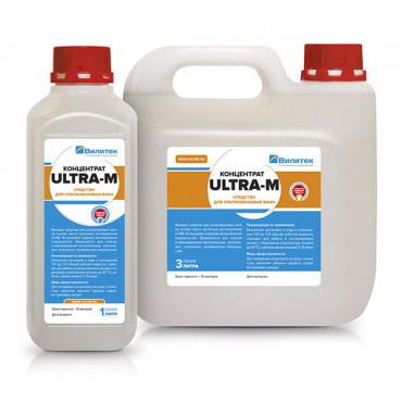 Моющее средство для ультразвуковых моек Вилитек ULTRA M (3 л)
