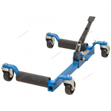 Домкрат механический подкатной для перемещения авто, г/п 560 кг NORDBERG N3S1