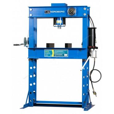 Пресс с пневмоприводом, усилие 45 тонн NORDBERG N3645AL