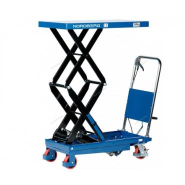 Стол подъемный гидравлический NORDBERG N3T350