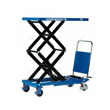 Стол подъемный гидравлический NORDBERG N3T680