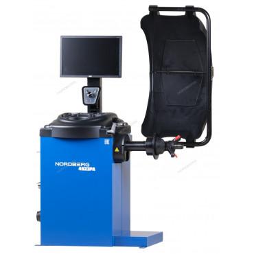 Станок балансировочный автоматический с дисплеем NORDBERG 4523PA