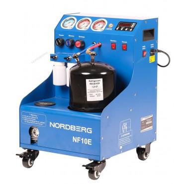 Установка полуавтоматическая для заправки автомобильных кондиционеров NORDBERG NF10E
