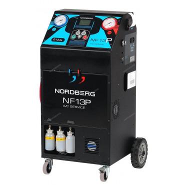 Автоматическая установка для заправки автомобильных кондиционеров, 10 кг NORDBERG NF13P